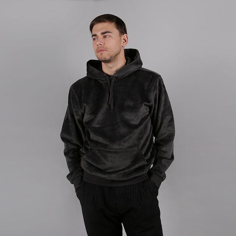 Толстовка Stussy Pile Fleece Hood от Streetball