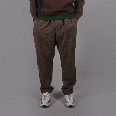 Брюки Stussy Tweed Beach Pant