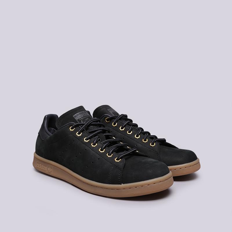 official photos ae67f f86e2 Мужские кроссовки Stan Smith WP от adidas (B37872) оригинал - купить по  цене 4010 руб. в интернет-магазине Streetball