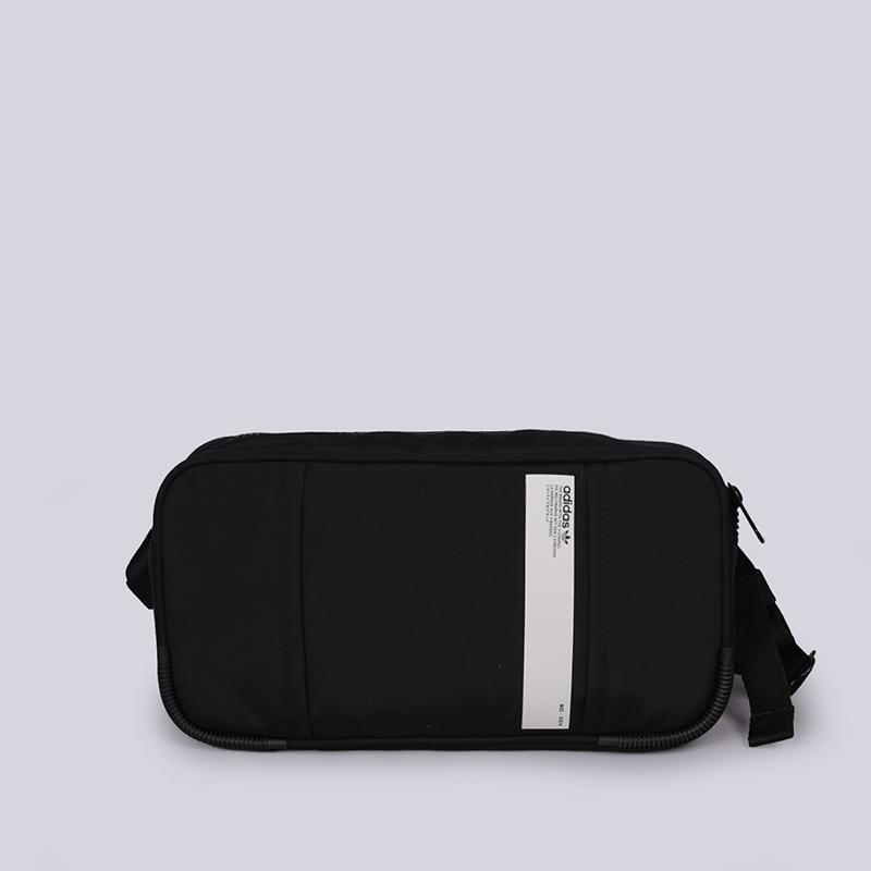 чёрную  сумка adidas nmd cb DH3082 - цена, описание, фото 1