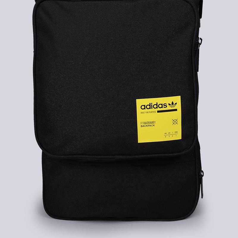 чёрный  рюкзак adidas backpack DM1693 - цена, описание, фото 3