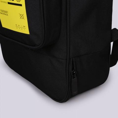 чёрный  рюкзак adidas backpack DM1693 - цена, описание, фото 5
