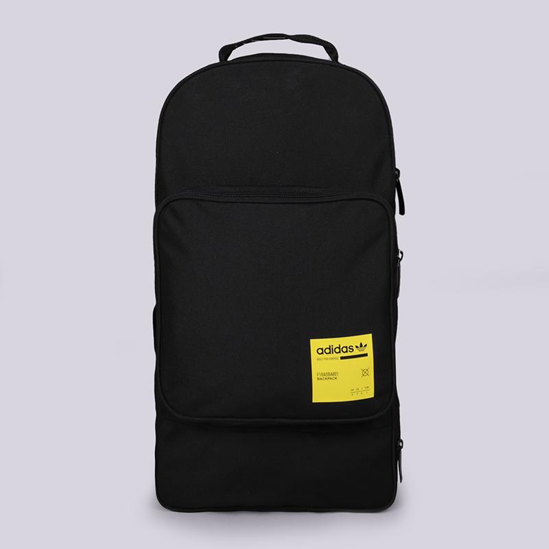 чёрный  рюкзак adidas backpack DM1693 - цена, описание, фото 1