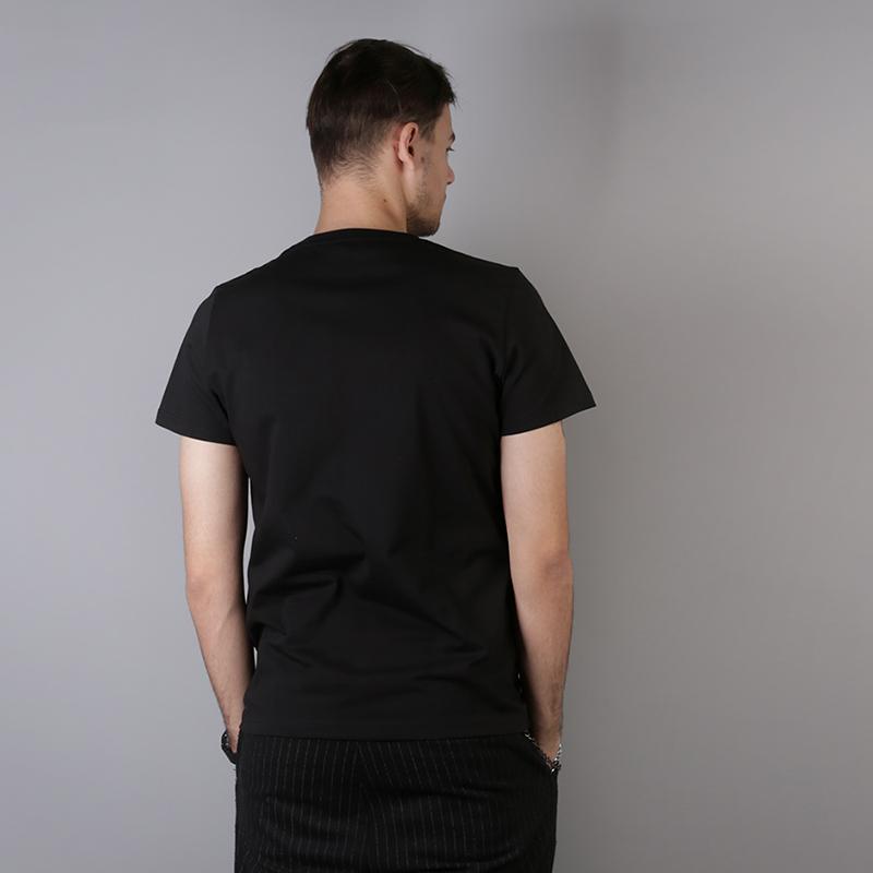 мужскую чёрную  футболка sneakerhead burgerhead Tee burg/head - цена, описание, фото 4