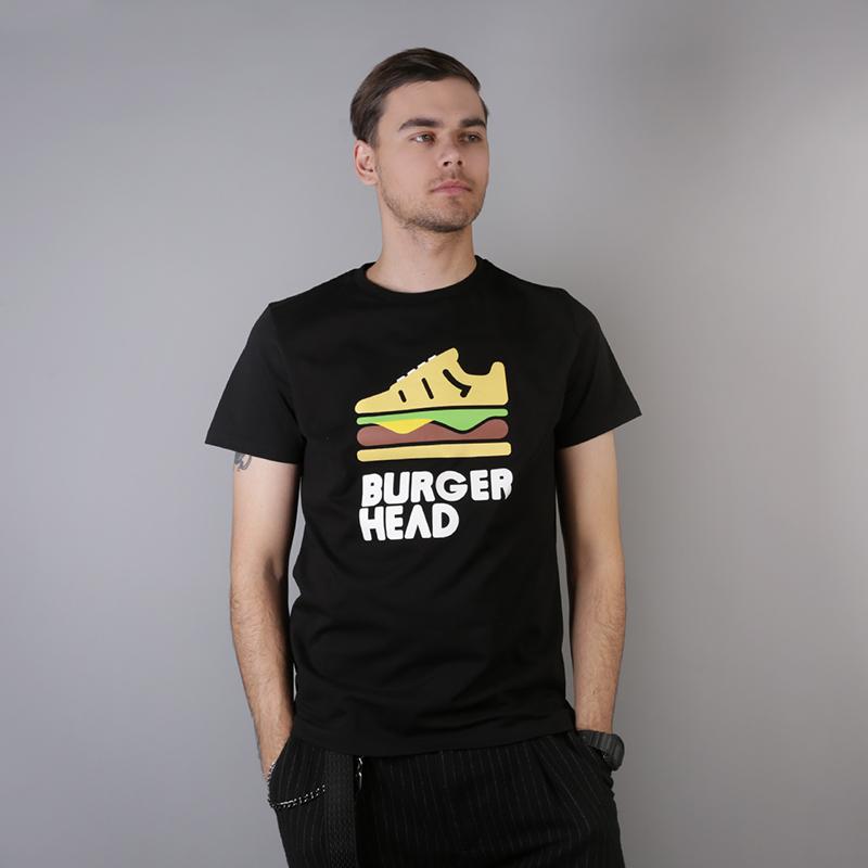 Футболка Sneakerhead Burgerhead от Streetball