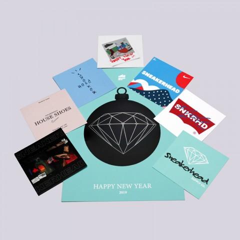 Новогодняя Открытка Sneakerhead Tiffany
