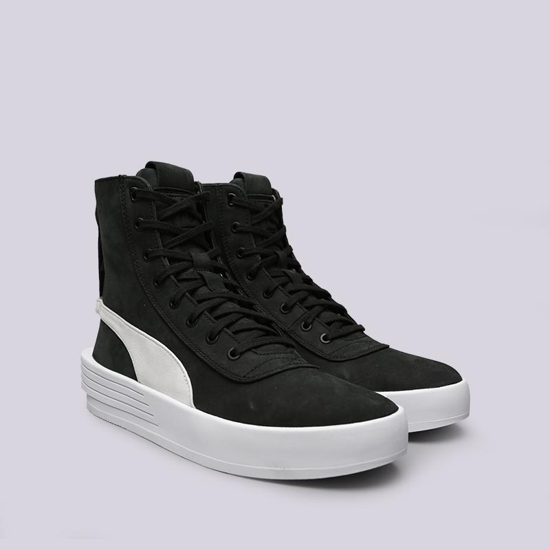 чёрные  кроссовки puma xo parallel 36503905 - цена, описание, фото 3