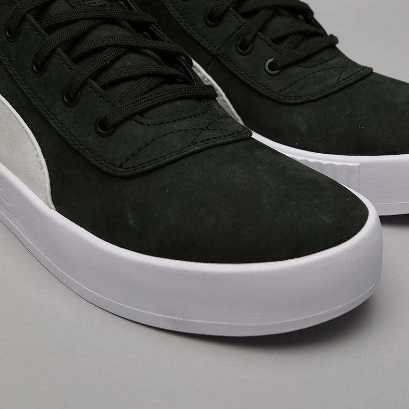 чёрные  кроссовки puma xo parallel 36503905 - цена, описание, фото 5