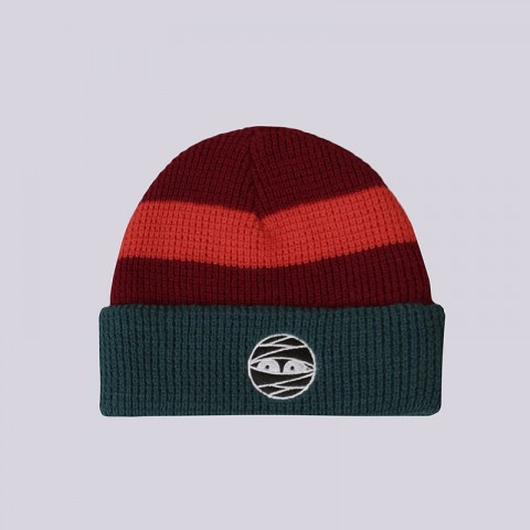 зеленую, бордовую, оранжевую  шапка nootknoot acorn beanie 0107201-orange - цена, описание, фото 1