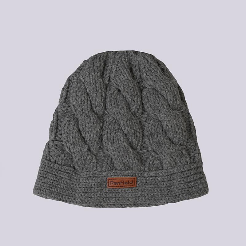 серую  шапка penfield trailwear 0268W11.019 - цена, описание, фото 1