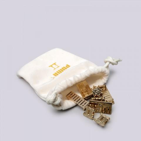 мужские бежевые  кроссовки puma suede classic x chapter ii 36632601 - цена, описание, фото 6