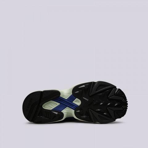 мужские синие, серые  кроссовки adidas yung-1 AQ0902 - цена, описание, фото 2