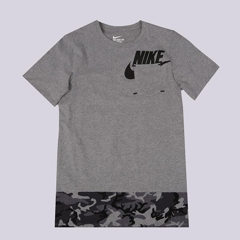 Футболка Nike Tee-Bonded Futura от Streetball