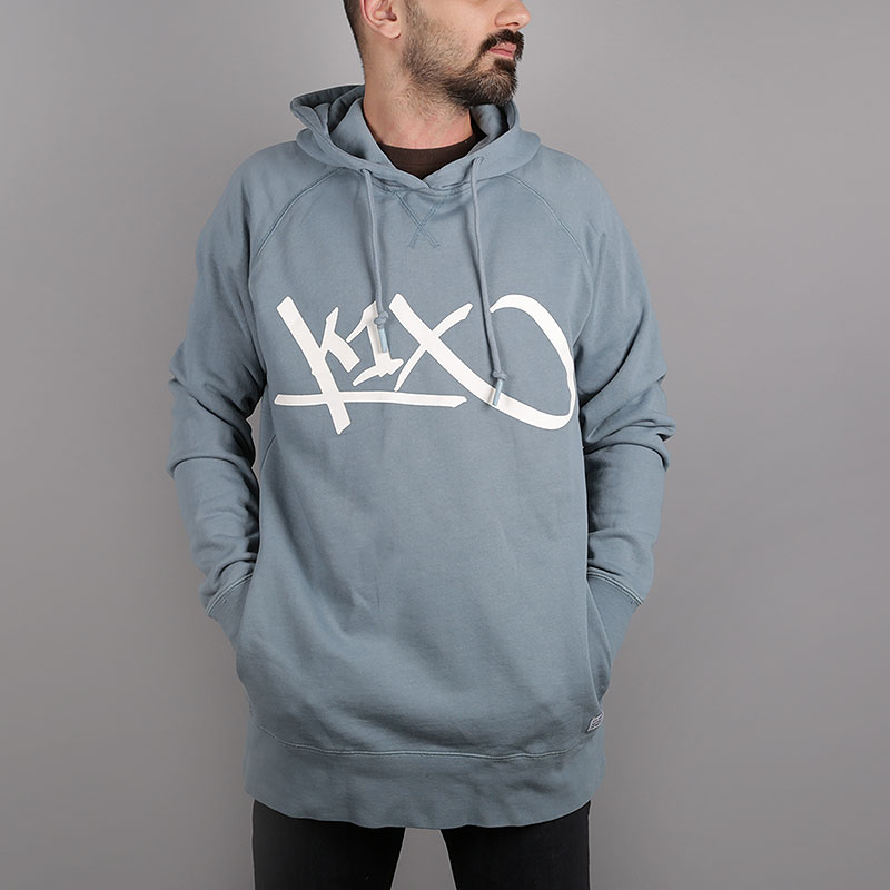 Толстовка K1X Washed Authentic Hoody от Streetball