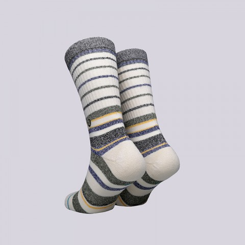 мужские бежевые  носки stance castro M556A18CAS-NAT NATURAL - цена, описание, фото 2