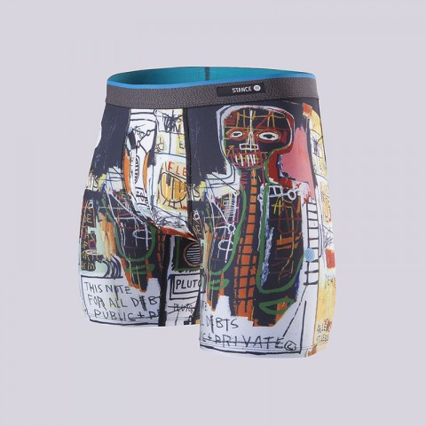 Боксеры Stance Boxer Brief Basquiat