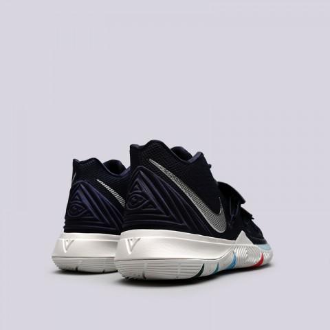 синие  кроссовки nike kyrie 5 AO2918-900 - цена, описание, фото 4