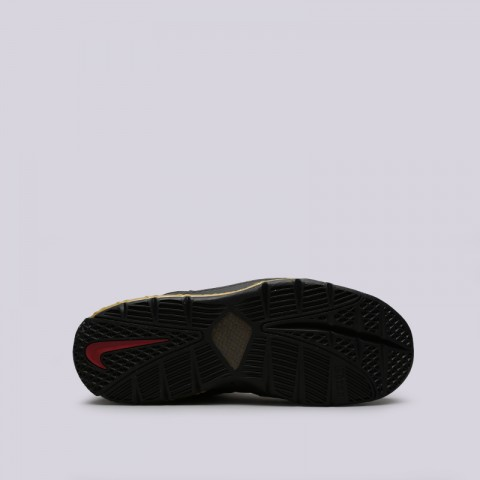мужские чёрные  кроссовки nike zoom lebron iii qs AO2434-001 - цена, описание, фото 2
