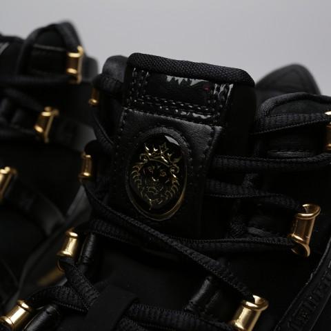 мужские чёрные  кроссовки nike zoom lebron iii qs AO2434-001 - цена, описание, фото 6