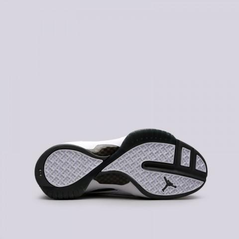мужские белые  кроссовки jordan 19 retro AQ9213-100 - цена, описание, фото 2