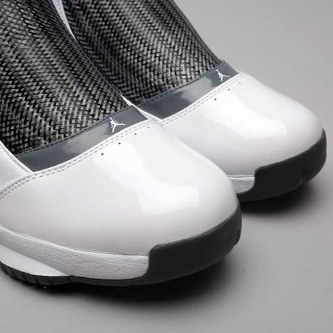 мужские белые  кроссовки jordan 19 retro AQ9213-100 - цена, описание, фото 5