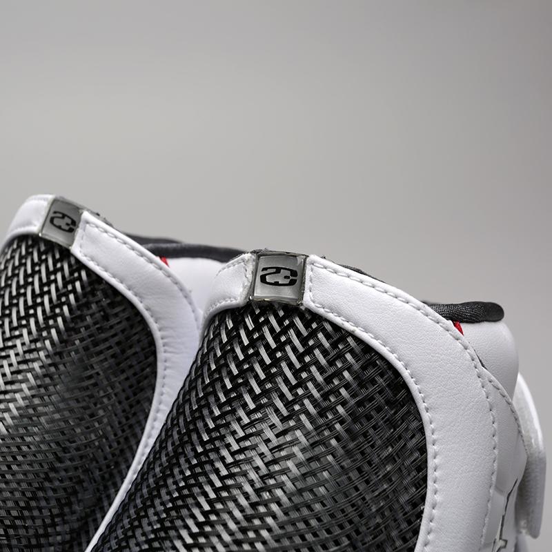 мужские белые  кроссовки jordan 19 retro AQ9213-100 - цена, описание, фото 7