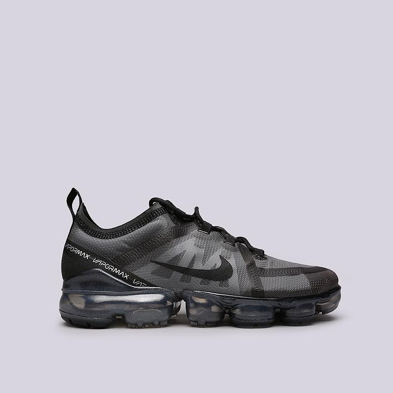 bcd8d85d мужские серые, черные кроссовки nike air vapormax 2019 AR6631-004 - цена,  описание
