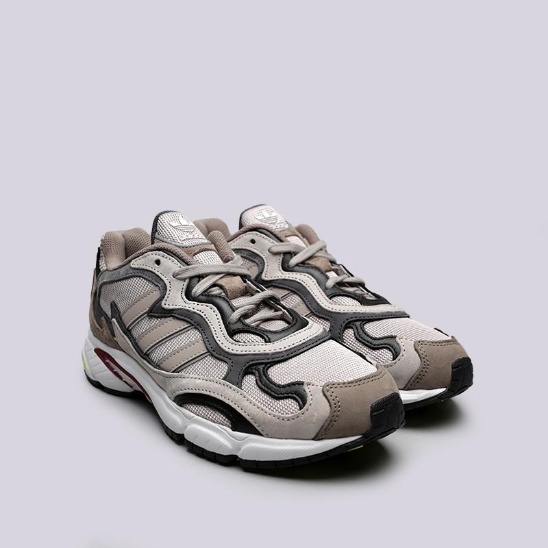 мужские бежевые  кроссовки adidas temper run G27920 - цена, описание, фото 2