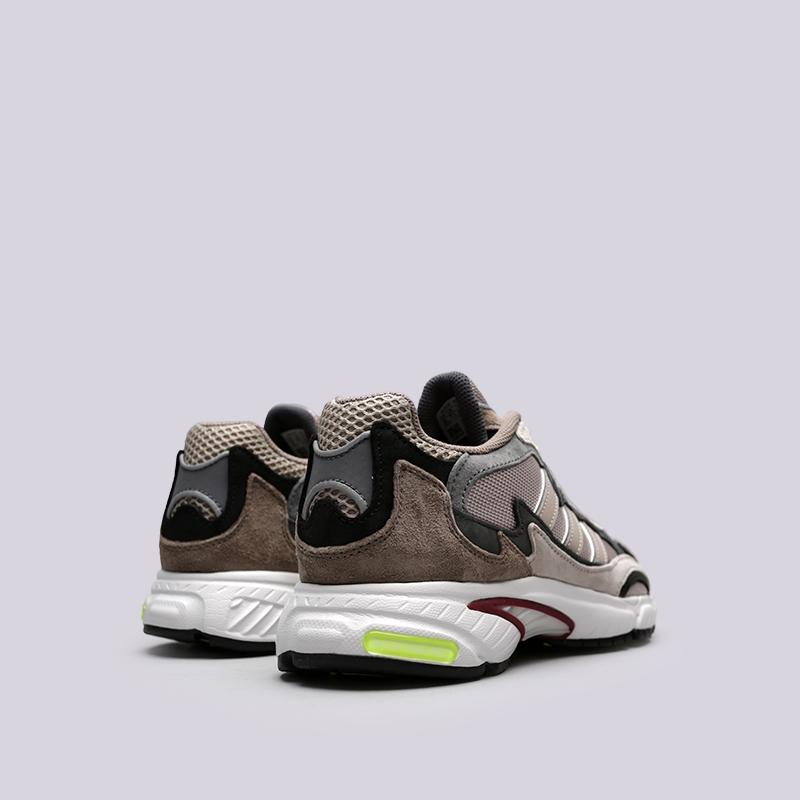 мужские бежевые  кроссовки adidas temper run G27920 - цена, описание, фото 5