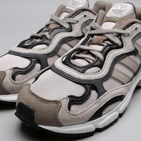 мужские бежевые  кроссовки adidas temper run G27920 - цена, описание, фото 3