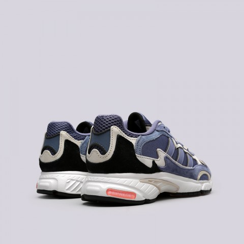 мужские синие  кроссовки adidas temper run G27919 - цена, описание, фото 4