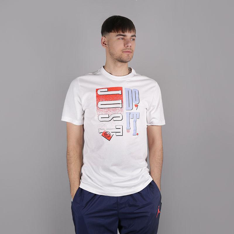 Футболка Nike Dri-FIT Basketball T-Shirt от Streetball