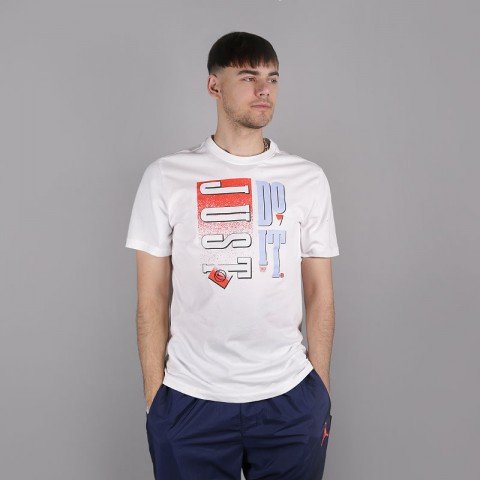 Футболка Nike Dri-FIT Basketball T-Shirt