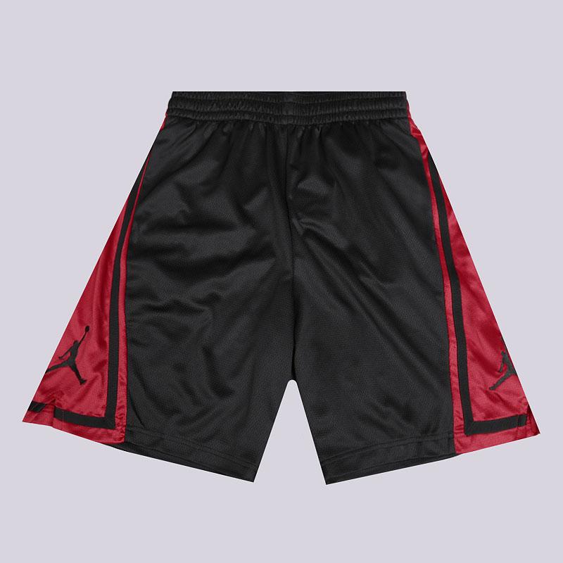 8e932bba мужские черные, красные шорты jordan franchise shorts AJ1120-010 - цена,  описание,