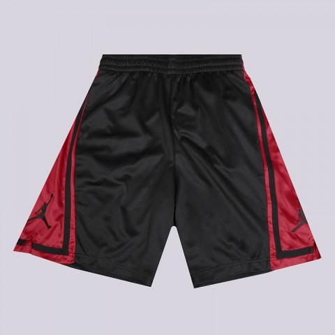 мужские черные, красные шорты jordan franchise shorts AJ1120-010 - цена,  описание, ... dfa215cae1e