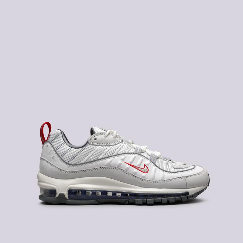 Мужские кроссовки Air Max 98 от Nike (CD1538-100) оригинал - купить ... c319a79412b48