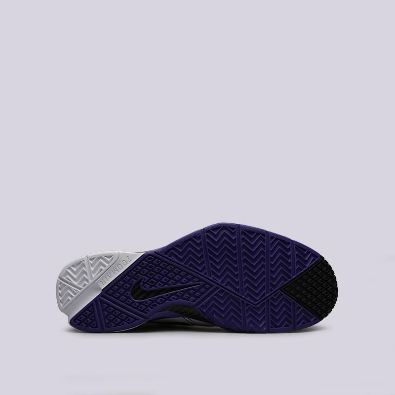 мужские белые  кроссовки nike kobe 1 protro AQ2728-105 - цена, описание, фото 2