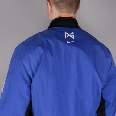 мужской синий  спортивный костюм nike pg nasa tracksuit CI6890-480 - цена, описание, фото 5