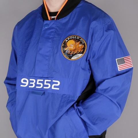 мужской синий  спортивный костюм nike pg nasa tracksuit CI6890-480 - цена, описание, фото 4