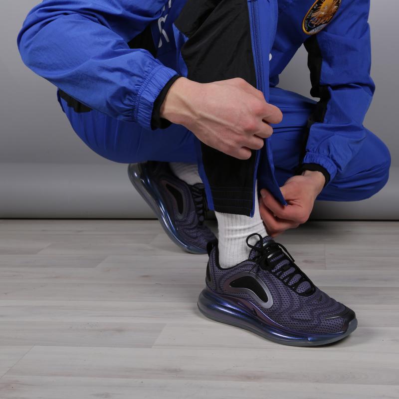 мужской синий  спортивный костюм nike pg nasa tracksuit CI6890-480 - цена, описание, фото 8