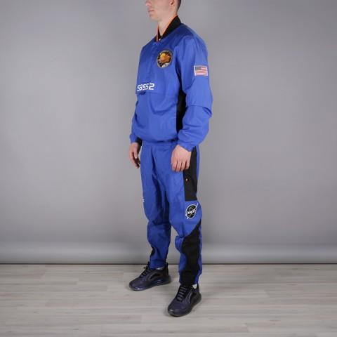 мужской синий  спортивный костюм nike pg nasa tracksuit CI6890-480 - цена, описание, фото 1