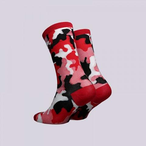 женские красные  носки stance bulls crew W515C18Bul-red - цена, описание, фото 2