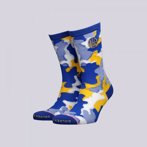женские синие  носки stance golden state crew W515C18GOL-BLUE - цена, описание, фото 1