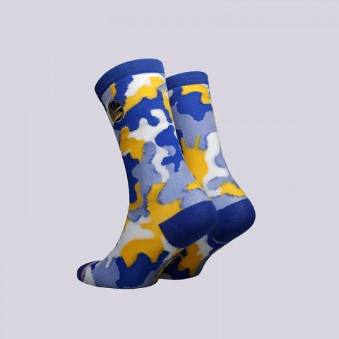 женские синие  носки stance golden state crew W515C18GOL-BLUE - цена, описание, фото 2