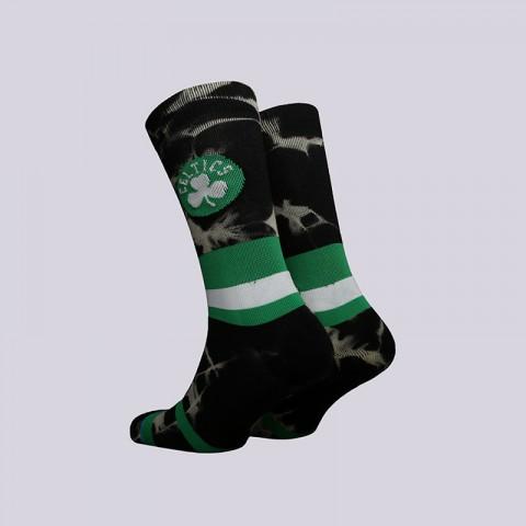 мужские чёрные  носки stance celtics acid wash M558C18CEL-green - цена, описание, фото 2