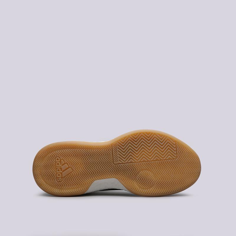 мужские белые  кроссовки adidas marquee boost BB9299 - цена, описание, фото 2