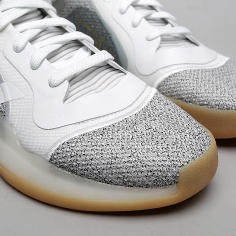 мужские белые  кроссовки adidas marquee boost BB9299 - цена, описание, фото 5