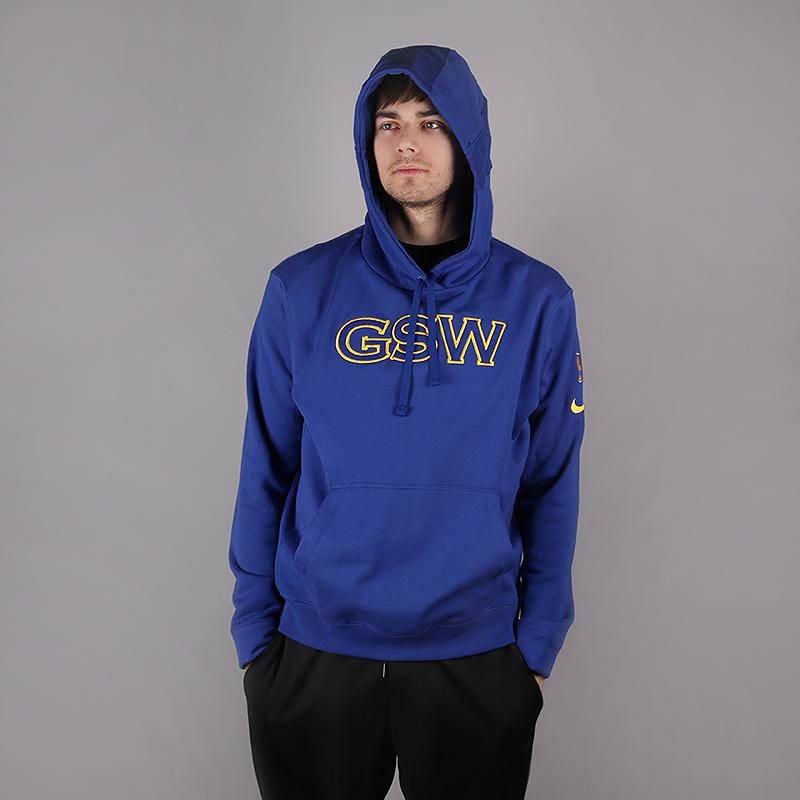 Толстовка Nike Golden State Warriors NBA Hoodie от Streetball