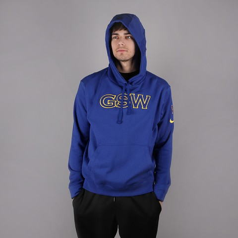 Толстовка Nike Golden State Warriors NBA Hoodie