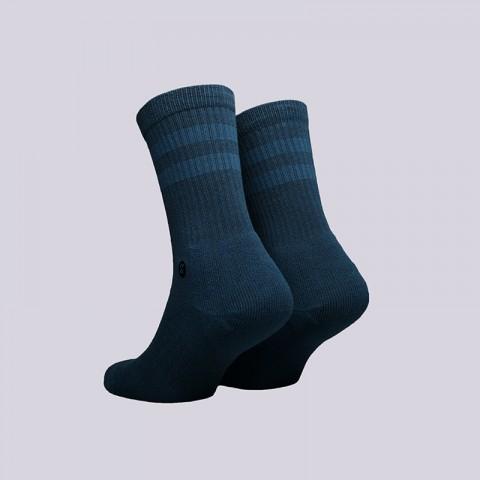 мужские синие  носки stance joven M556C17JOV-indigo - цена, описание, фото 2